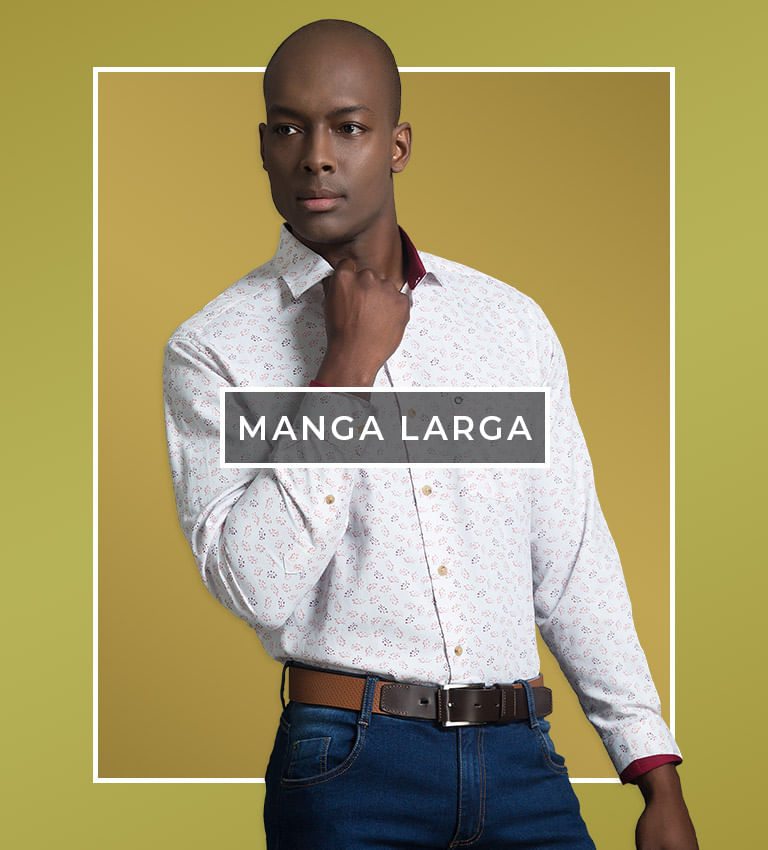Camisas manga Larga formal