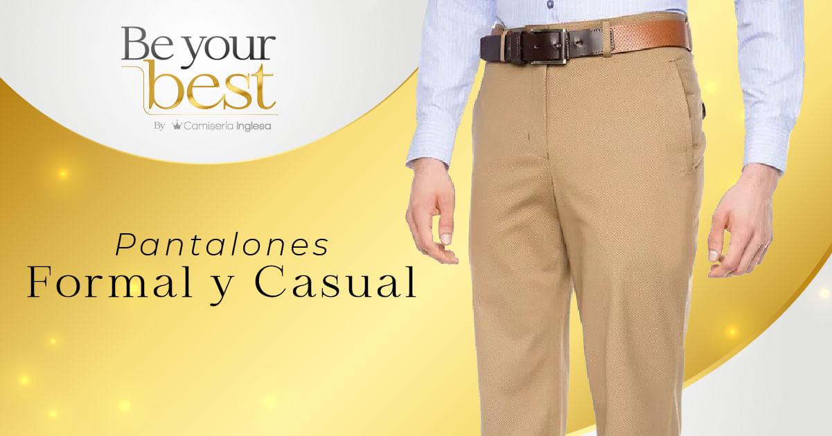 Pantalones Formales Para Hombre Camiseria Inglesa
