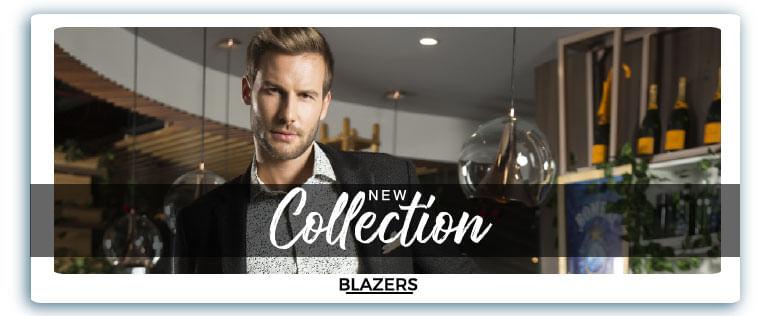 Los mejores blazers para hombre en Camisería Inglesa