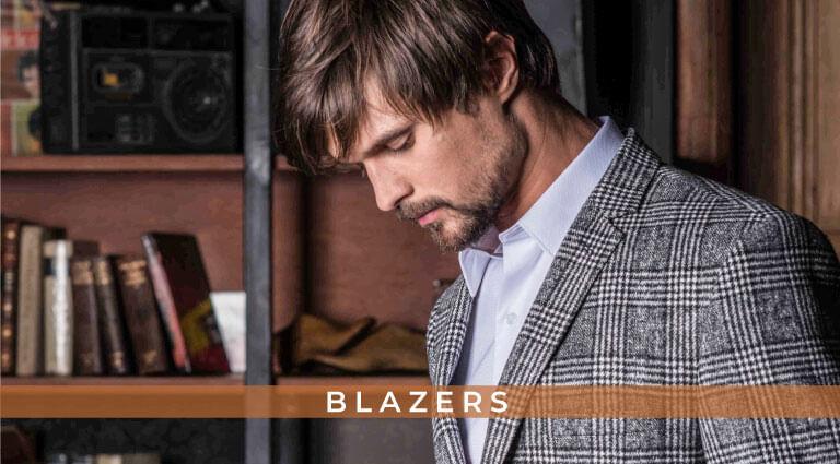 Blazers para Hombre en Camisería Inglesa