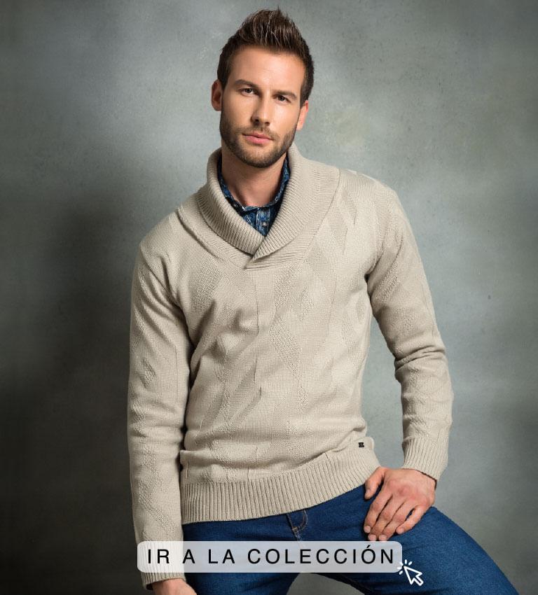 Sweaters y Buzos para Hombre