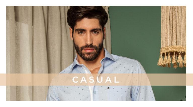 Camisas Casuales para hombre en Camisería Inglesa