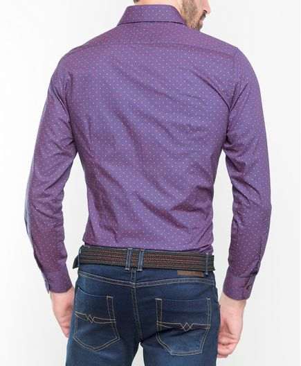 Camisa-Casual-Estampado-2203138425364-Morado-Puntos-Rojos_2