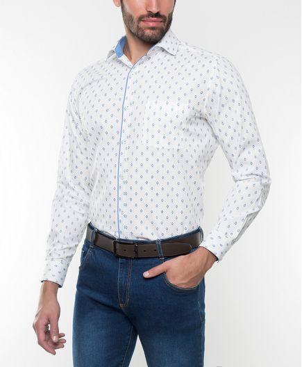 Camisa-Casual-Estampado-2203138000344-Blanco-Punto-Azul_1