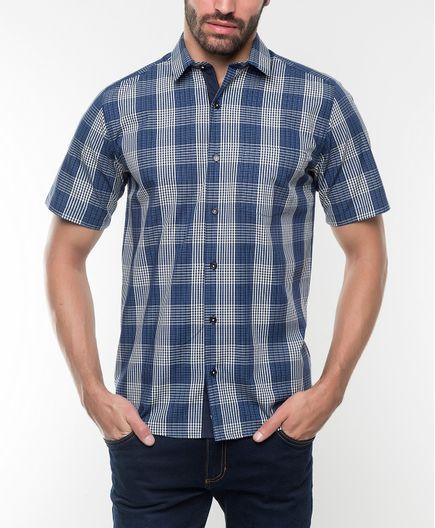 Camisa-Sport-Manga-Corta-Cuadros-200438491894-Azul_1