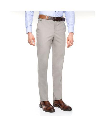 Pantalon-Casual-Texturizado-Gris-Talla-38