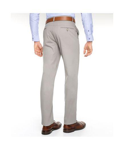 Pantalon-Casual-Texturizado-Gris-Talla-36