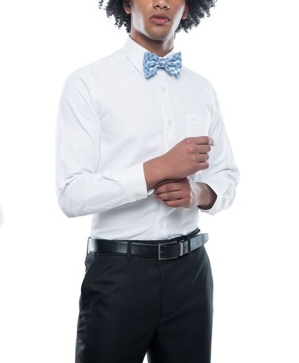 Camisa-Formal-Corbata-en-3-Colores