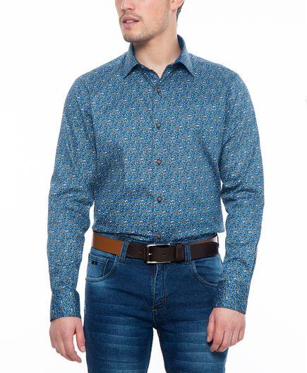 camisa-casual-manga-larga-estampada-11675-azul-textura-1