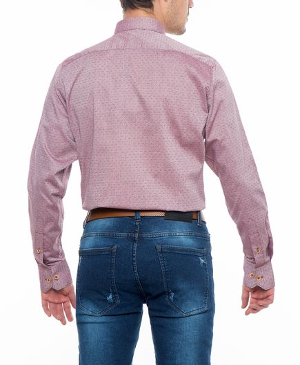 camisa-casual-manga-larga-dobby-11676-vinotinto-textura-2