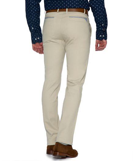 Pantalon-sport-unicolor-11756-beige-2