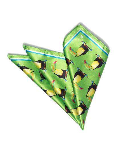 Pañuelo-Tucanes-Verde