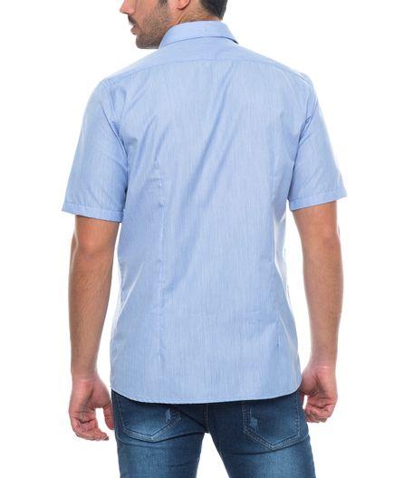 Camisa-Sport-Manga-Corta-Unicolor