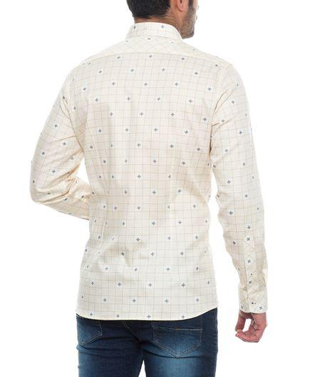 Camisa-Sport-Manga-Larga-Cuadros-100--algodon