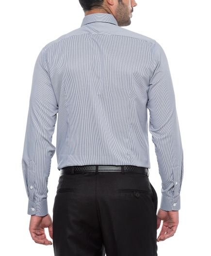 Camisa-Corbata-Rayas