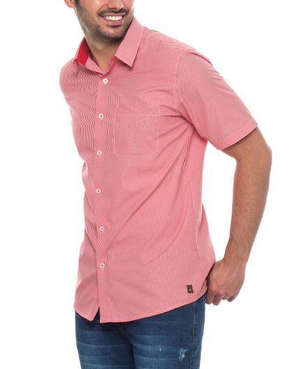 Camisa-Sport-Manga-Corta-Cuadros