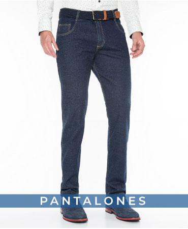 Pantalones para Hombre en Camisería Inglesa
