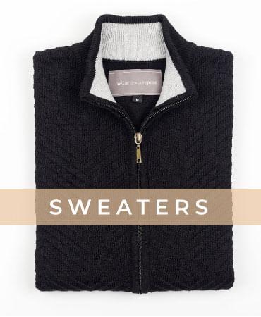 Sweaters para Hombre en Camisería Inglesa