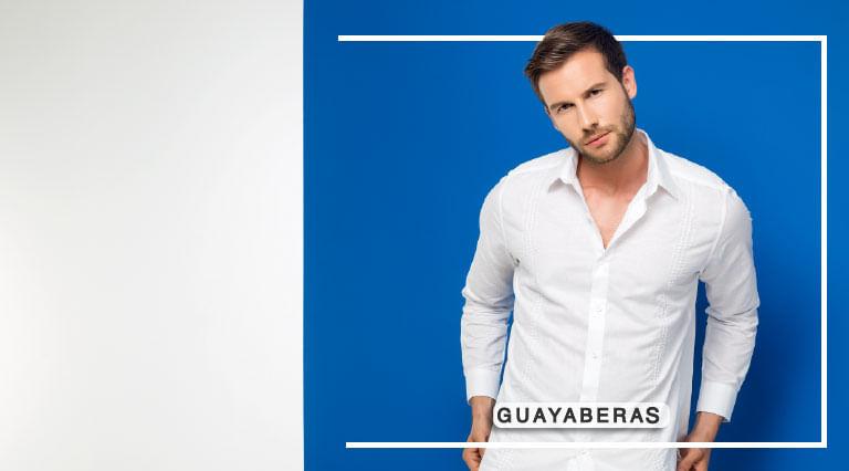 Guayaberas para hombre en Camisería Inglesa